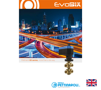 EvoSIX - SIX-WAY VALVE