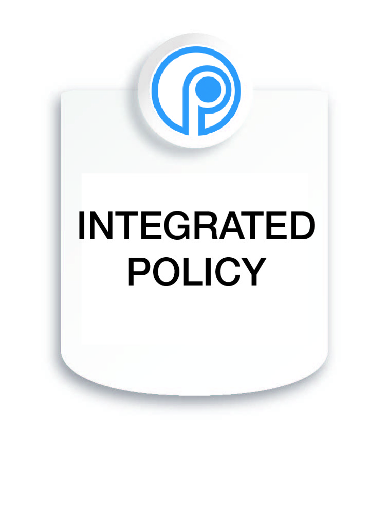 Integrated policy
